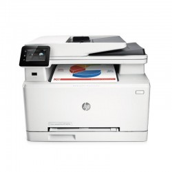 HP מכונה משולבת צבע M277n
