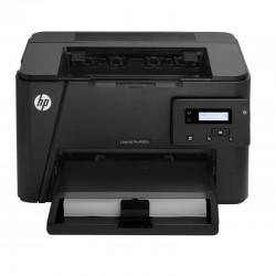 HP מדפסת לייזר שחור-לבן M201