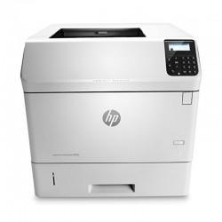 HP מדפסת לייזר שחור-לבן M605