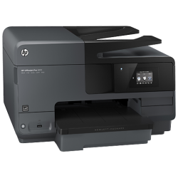 HP 8610- A7F64A מדפסת דיו צבעוני