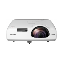 EB-530 מקרן הקרנה מטווח קצר EPSON בטכנולוגיית3LCD